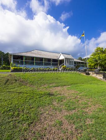 jamaica saint ann seville heritage park