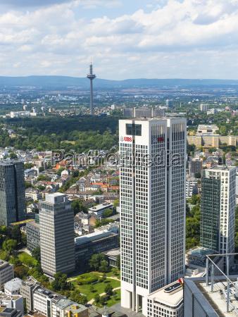 germany hesse frankfurt