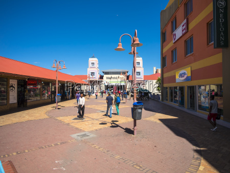 namibia windhoek wernhil park at post