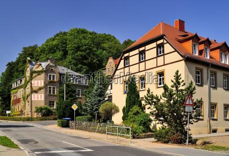 germany saxony tharandt library
