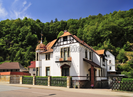 germany saxony glashuette residential house