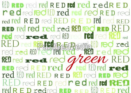 red green paradox
