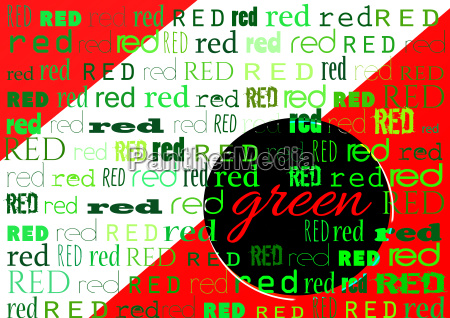 red green paradox