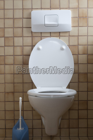 germany interior of toilet with toilet
