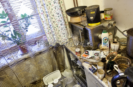 austria part of a kitchen of