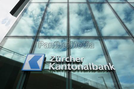 switzerland canton zurich zurich facade of