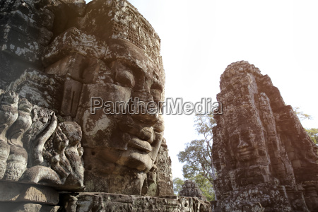 cambodia angkor wat angkor thom bayon