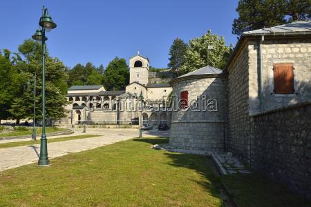 montenegro crna gora orthodox monastery in