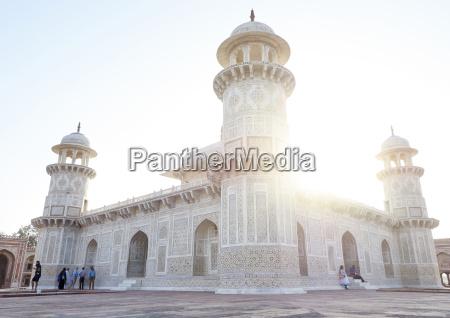 india uttar pradesh agra tomb of