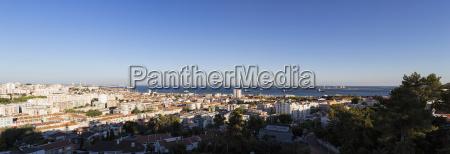 portugal setubal view of atlantic ocean