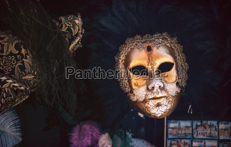 italia venecia tipica mascara de carnaval