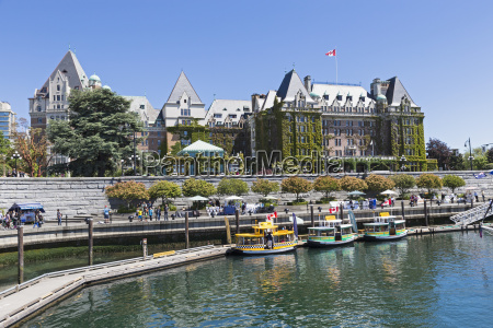 canada british columbia victoria water taxis