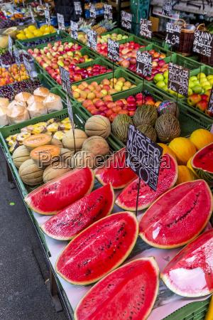 austria vienna assortement of a fruit
