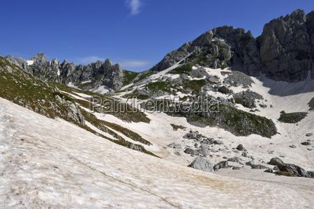 montenegro crna gora zubci durmitor national