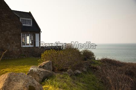 france bretagny atlantic coast house