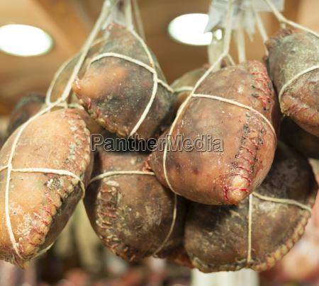 spain balearic islands majorca palma meat