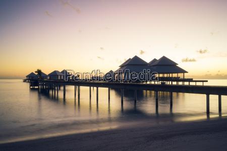 maldives ari atoll view to vacation