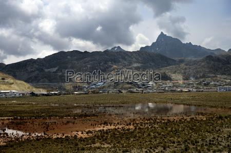 south america peru jujiy province morocha