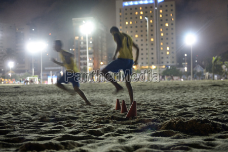 brasil fortaleza playa praia de iracema