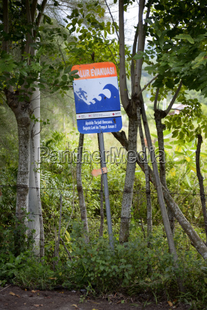 indonesia aceh lam teungo guidepost for