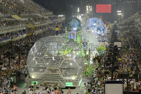 brazil carnival in rio de janeiro