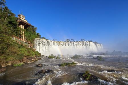 south america brazil parana iguazu national