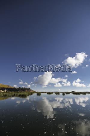 south america peru puno lake titicaca