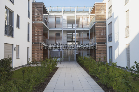 germany cologne widdersdorf newly constructed multi