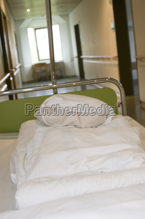 germany bavaria hospital bed in the