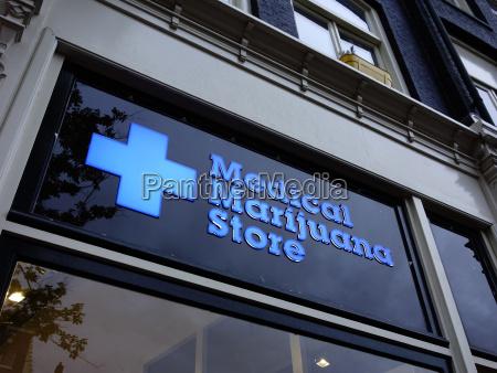 netherlands holland amsterdam medical marijuana store