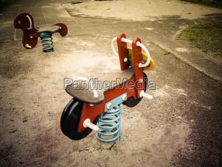 germany munich empty playground