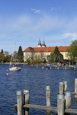 germany bavaria upper bavaria lake tegernsee
