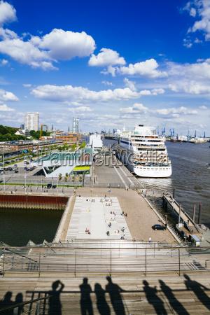 germany hamburg port of hamburg cruise