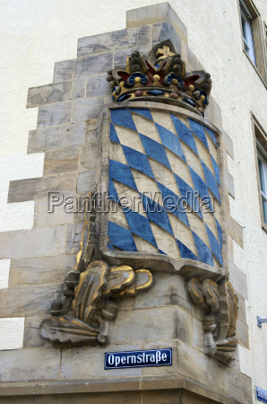 germany bavaria bavarian arms