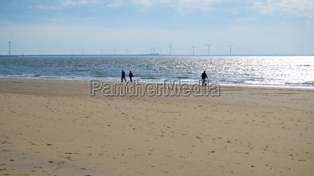 niederlande zelland burgh haamstede beach walk