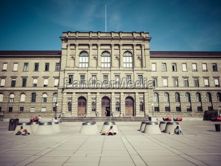switzerland zurich eth zurich technical university