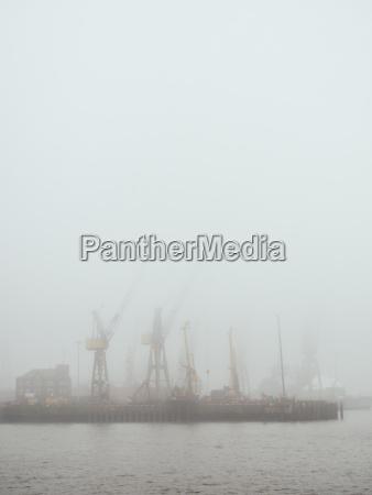 germany hamburg port of hamburg harbour