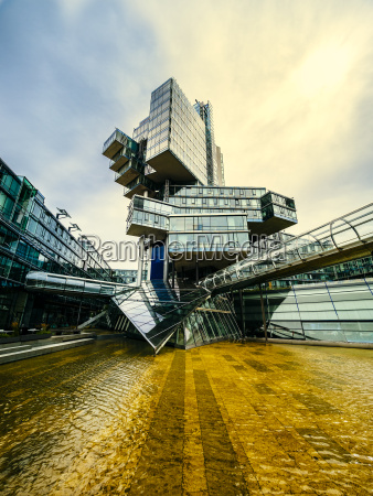 germany lower saxony hannover modern building