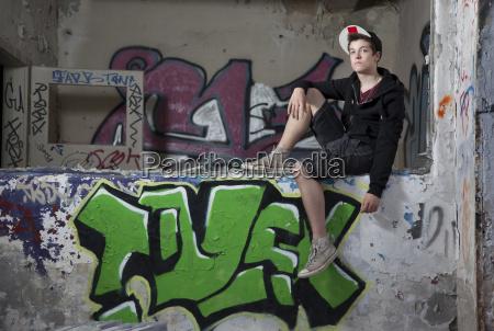 germany berlin teenager
