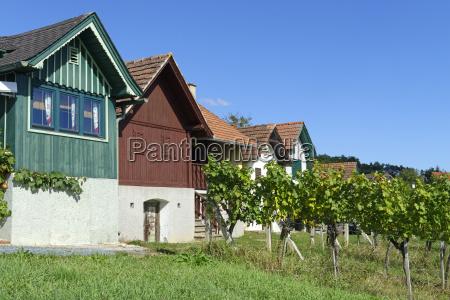 austria burgenland kohfidisch csaterberg village with