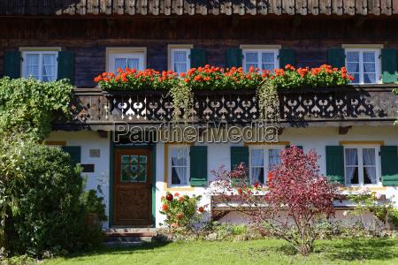 germany upper bavaria farm house