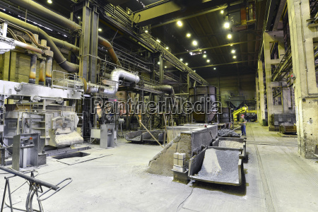 germany saxony worker in a production
