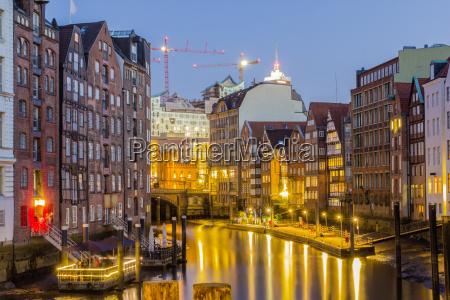 germany hamburg view of elbphilharmonie