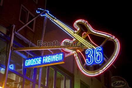 germany hamburg music club grosse freiheit