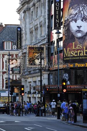uk london soho theatres on shaftesbury