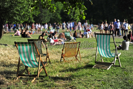 uk london ritz corner canvas chairs