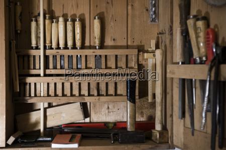 germany bavaria work tool at workshop
