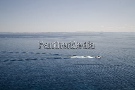 france corsica mediterranian sea view from