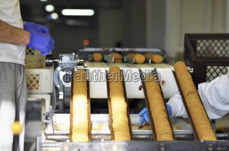 industria biscotto germania produzione tecnologia al