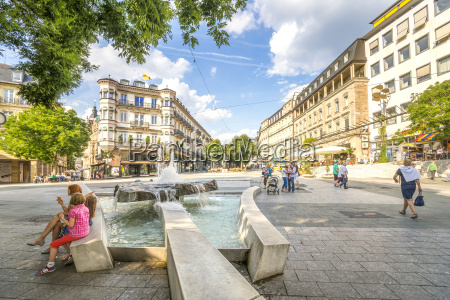 germany baden wurttemberg people in the